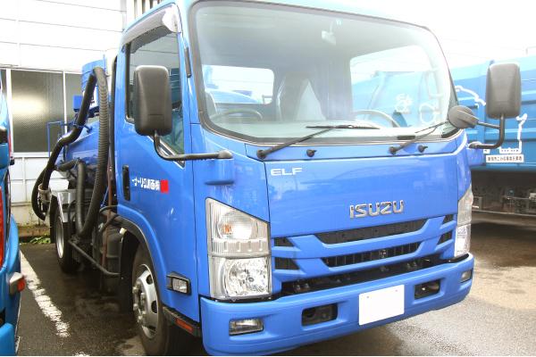 収集・運搬・処分/車両 西川クリーナー img02